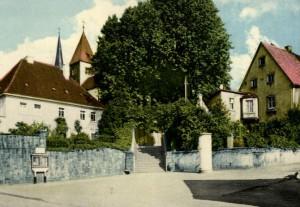 Stiftstreppe Mitte 1950er Jahre