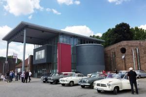 Oldtimer-Treff am Kulturzentrum